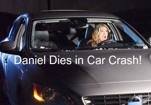 Days of Our Lives (DOOL) Spoilers: Car Crash Kills Daniel, Injures Brady and Jennifer – Night of Fun Fashion Ends in Tragedy!