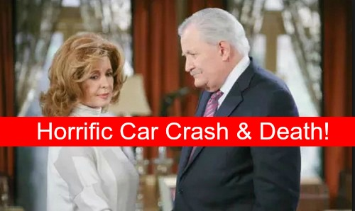 Days of Our Lives (DOOL) Spoilers: Horrific Car Crash Leads to Tragic Death – Maggie Decides Fate of Loved Ones