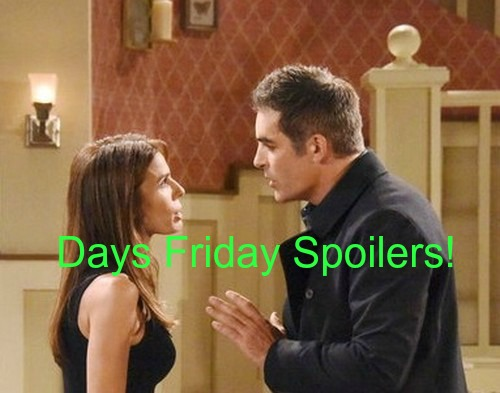 Days of Our Lives (DOOL) Spoilers: Hope's Deal Leads to Disaster, Rafe Fears for His Love - Dr. Malcolm Kidnaps Ciara?