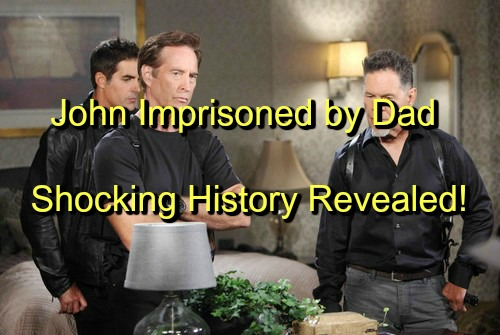 Days of Our Lives (DOOL) Spoilers: John Imprisoned by Father After Shootout – Mystery of John's Past Finally Revealed