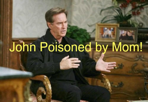 Our Lives Are In Danger Mother With >> Days Of Our Lives Dool Spoilers John Foils Enemy S Surprise