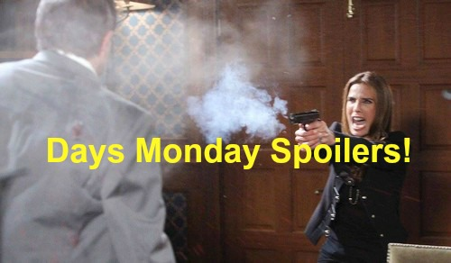 Days of Our Lives (DOOL) Spoilers: Hope Freaks Over Shooting Stefano, Rafe Covers Up – Chad Proposes to Abigail