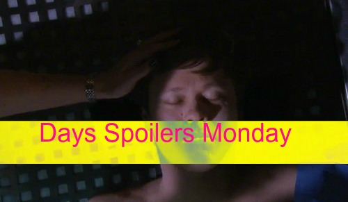 Days of Our Lives (DOOL) Spoilers: Sonny Stunned by Will's Murder, Sami on Warpath – Chad Figures Out Who's Setting Him Up