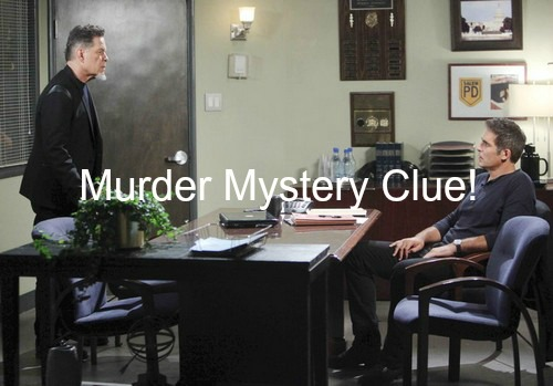 Days of Our Lives (DOOL) Spoilers: Murder Mystery Solution - Deadly Illness Looms - Salvation for The Bereft