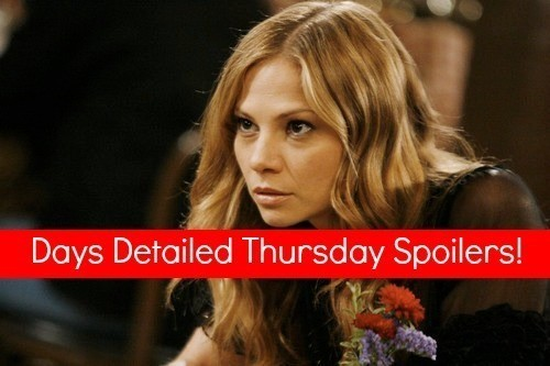 Days of Our Lives Spoilers: Chad Seduces Belle - Kayla and Ava's Intense Faceoff - John Alarmed by Eduardo's Murder Orders
