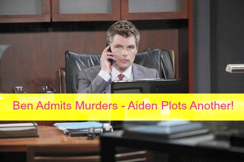 """Days of Our Lives"" spoilers for Tuesday, October 20, promise an episode of DOOL in which the ghosts of murders past meet the spirit of murder future!"