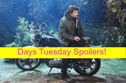 Days of Our Lives (DOOL) Spoilers: Honeymoon Death Nears! Bo Struggles to Get Home as Hope and Aiden's Wedding Starts