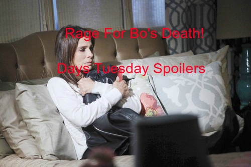Days of Our Lives (DOOL) Spoilers: Hope's Wrath and Revenge For Bo's Kidnapping – Stefano and Andre Fume Over Sami's Escape