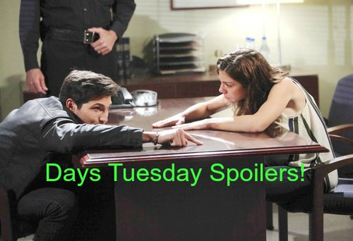 Days of Our Lives (DOOL) Spoilers: Ben Fakes Insanity, Prepares Legal Defense - Gives Clue About Lost Baby