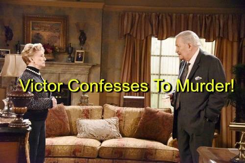 Days of Our Lives (DOOL) Spoilers: Victor Confesses Murder to Caroline – Hope Targets Deimos for Bo's Kidnapping