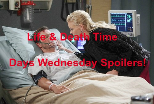 Days of Our Lives (DOOL) Spoilers: Maggie's Choice Saves a Life - Nicole's Heartbreak – Thomas Breaks Chad's Trance