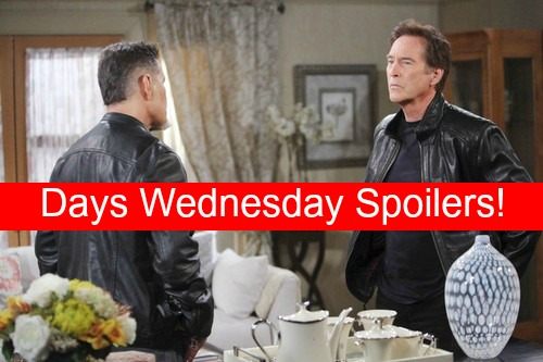 Days of Our Lives (DOOL) Spoilers: Daniel's Funeral Brings Melanie – John Hears Shocking News - Eric a Guilt-Ridden Mess