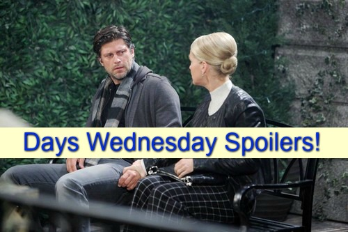 Days of Our Lives (DOOL) Spoilers: Eric Arrested – Victor Learns How Bad Is Deimos Threat