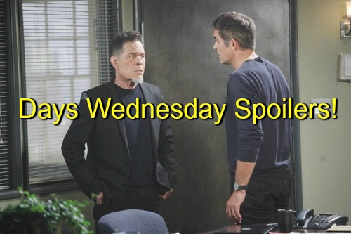 Days of Our Lives Spoilers: Awkward Hernandez Family Dinner – Victor Blasts Philip's Betrayal – Chase Caught in Andre's Web