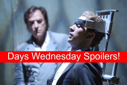 Days of Our Lives (DOOL) Spoilers: Hope Arrested for Murder – Chad Scoffs at Andre's Plan – Ciara Fumes Over Theo's Bullies