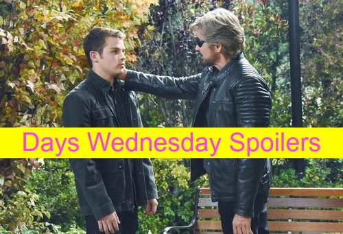 Days of Our Lives (DOOL) Spoilers: Chad Realizes Abigail's Danger - Steve Faces Horrible Threat - Bo Explains Absence