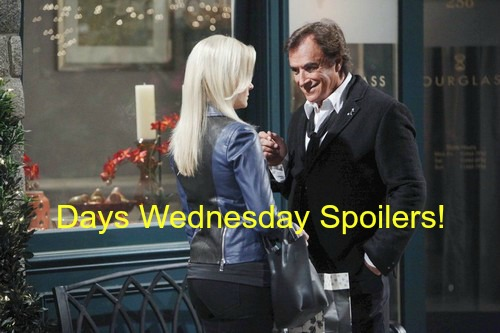 Days of Our Lives (DOOL) Spoilers: Ava Vitali's Mysterious Scheme – Hope's Grave Blunder - Andre's Displaced Revenge