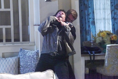 Days of Our Lives (DOOL) Spoilers: Daniel Cosgrove Returns as Aiden Jennings – Ghost, Flashback or Redemption?