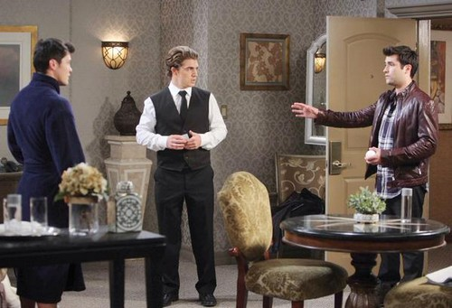 'Days of Our Lives' Spoilers: Paul Tries to Win Sonny Back As Hot Love Triangle Explodes - Clyde Reveals Death Secret