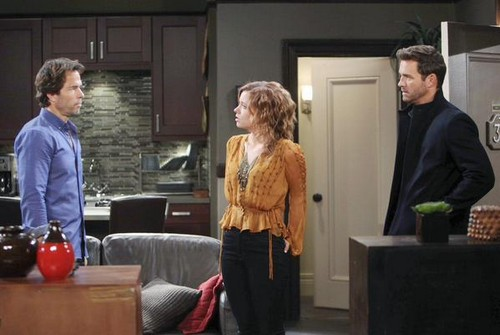 'Day of Our Lives' Spoilers: Aiden Gets Violent With Hope, Kate Learns About Adrienne and Lucas, Melanie Investigates Mandrake
