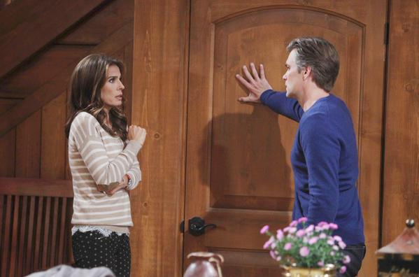 'Days of Our Lives' Spoilers: Wally Kurth Returns, Catches Adrienne With Lucas, Eric's Life In Danger, JJ and Eve Exposed
