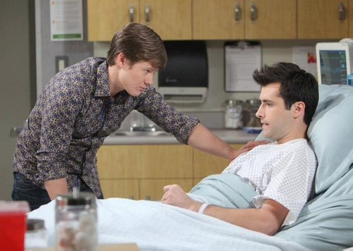 'Days of Our Lives' Spoilers: Will Pleads His Case to Sonny – Hope's Painful Memories of Son's Death Come Rushing Back