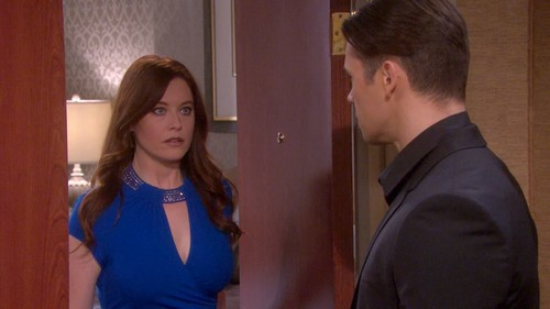 'Days of Our Lives' Spoilers: Eric Eavesdrops as Serena and Xander Argue - Daniel and Jennifer Battle - Eve Blunders