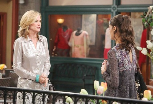 'Days of Our Lives' Spoilers: Melanie Tells Brady About Theresa's Baby – JJ Confronts Eve About Stolen Jacket