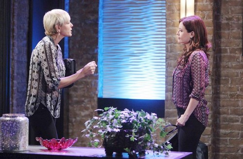 'Days of Our Lives' Spoilers: Kristen Hides Baby from Brady – Nicole and Serena Brawl – Will Asks Marlena's Help With Victor