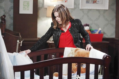 Days of Our Lives Spoilers: Theresa Meets Her Baby, Marlena Surprises Kristen, Nicole Bonds With Eric