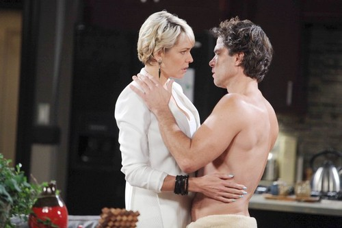 'Days of Our Lives' Spoilers: Daniel and Nicole Clash Over Secrets – Serena Slips Up – Brady and Marlena Learn Kristen's Fate