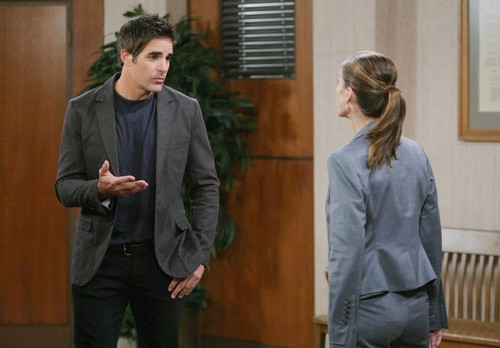 'Days of Our Lives' Spoilers: Marlena Faces Stefano – Rafe Cautions Hope About Clyde – Sparks Fly for Sonny and Paul