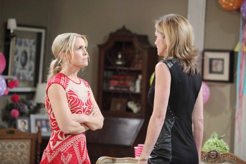 Days of Our Lives Spoilers: Brady Proposes To Melanie, Paige Discovers Eve and JJ's Affair, Theresa Leaves Salem?