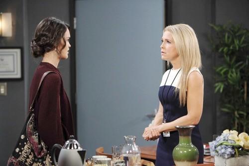 'Days of Our Lives' Spoilers: Paige Hooks Up with Drug Dealer, Self-Destructs - Vows Revenge on JJ and Eve