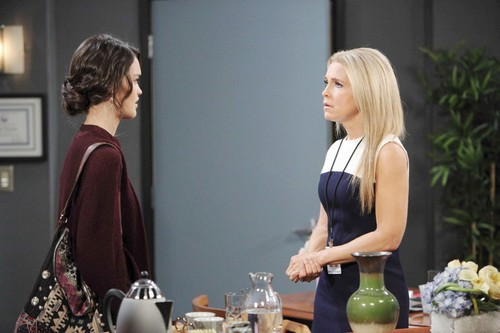 'Days of Our Lives' Spoilers: Will Eve and JJ Hook Up Again? Paige Tells Off Jennifer – Marlena Gives Paul Guidance