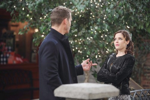 'Days of Our Lives' Spoilers: Abigail Tries to Move on – Brady Wants Theresa at Mansion – Paul Hopes for Sonny Romance