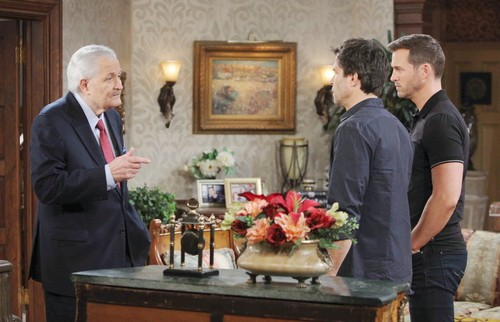 'Days of Our Lives' Spoilers: JJ Protects Paige From Evil Kyle - Daniel Pumps Victor on Xander – Nicole Rips Serena