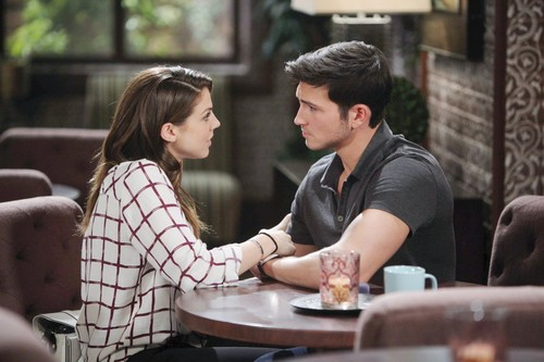 'Days of Our Lives' Spoilers: Ben Gloats About Engagement – Brady Pushes Theresa to Admit Scheme – Nicole Confronts Xander