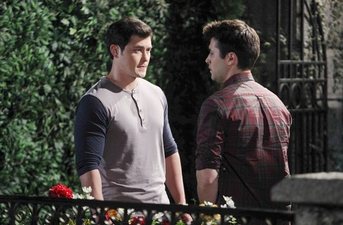 'Days of Our Lives' (DOOL) Spoilers: Sonny Leaves Salem, Marriage Ruined - Freddie Smith Says Final Goodbye