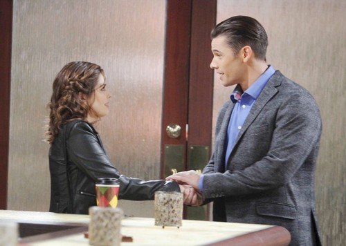 'Days of Our Lives' (DOOL) Spoilers: Xander Looks Like Teresa's Rapist, Deep Trouble Ensues – What's Next for Nicole?