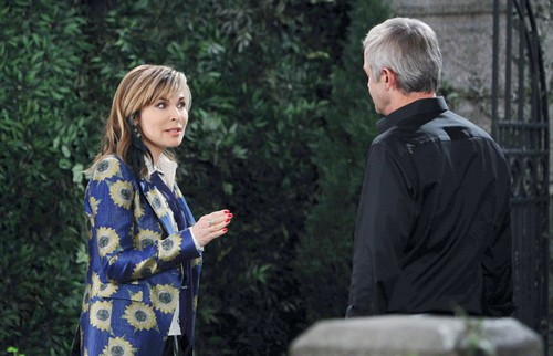 'Days of Our Lives' (DOOL) Spoilers: Jennifer and Eve Brawl - Three-Way Business Battle – John and Marlena Reminisce