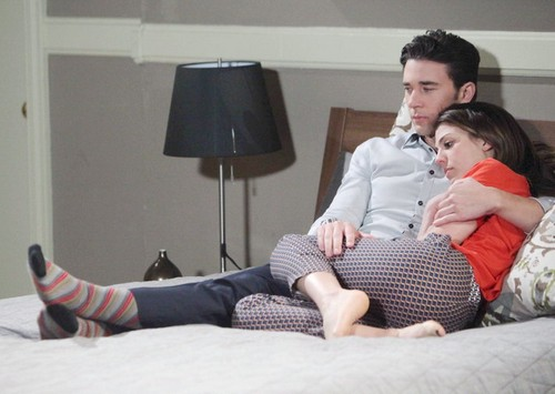 'Days of Our Lives' (DOOL) Spoilers: JJ Finds Paige's Dead Body – Chad Makes Stunning Admission – Hope Accepts Aiden's Proposal
