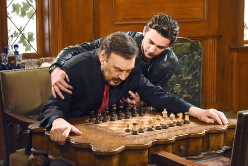 'Days of Our Lives' (DOOL) Spoilers: Chad Saves Stefano's Life – Andre DiMera Back September 25, Trouble for Sami