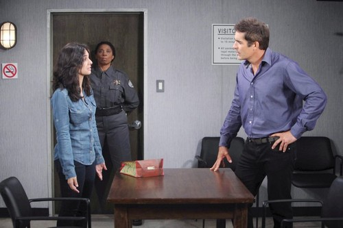'Days of Our Lives' (DOOL) Spoilers: Gabi Gets Out of Prison - Bo Fears Hope's in Trouble – Victor and Stefano Clash