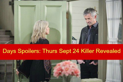 'Days of Our Lives' (DOOL) Spoilers: Killer's Identity Revealed – Who Is The Strangler?