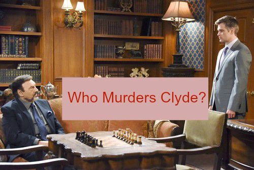 Days of Our Lives (DOOL) Spoilers: Aiden Murders Clyde, Settles Stefano Debt? Enemies Swoop In For The Kill