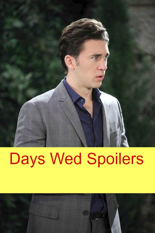 Days of Our Lives (DOOL) Spoilers: Aiden Owes Stefano, Ordered to Kill Clyde? Desperate Chad Seeks Alibi
