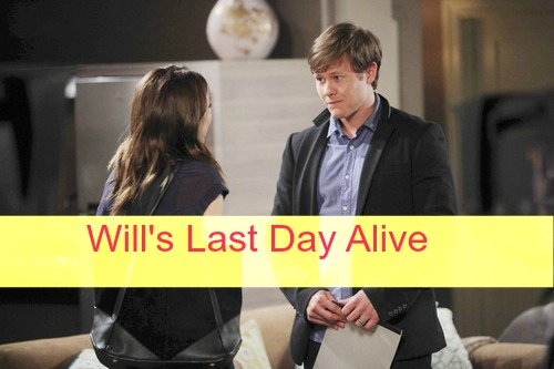 'Days of Our Lives' (DOOL) Spoilers: Will Loses Life Over Unlucky Discovery – Aiden Takes Risk, Helps Case Against Clyde