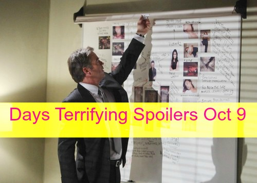 Days of Our Lives (DOOL) Spoilers: Ben Kills Will Brutally to Keep Secret Under Wraps – Adrienne Gets Cancer Results