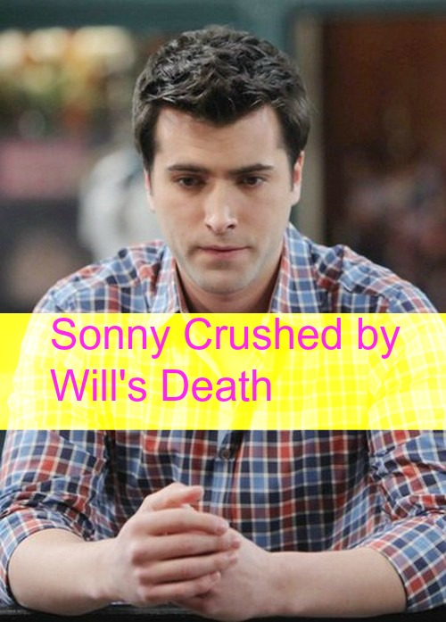 Days of Our Lives (DOOL) Spoilers: Will's Murder Crushes Sonny, Reconciliation Hopes Dashed - Fights With Paul